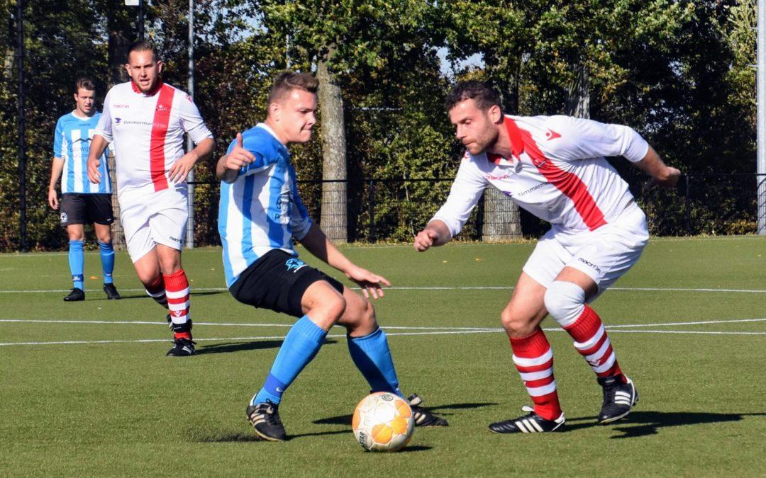 Foto's SSA RKDFC-Doenrade 1 – FC Maasgouw 1 (14 oktober 2018)